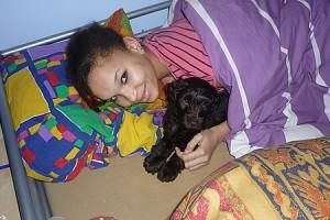 Celia met Mogli